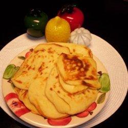 Msemmen - Moroccan Crepes