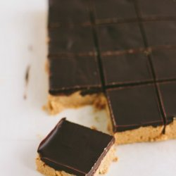 No-Bake Chocolate/Peanut Butter Bars