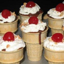 Cakes in a Cone recipe