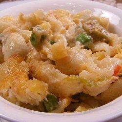 My Tuna-Noodle Casserole