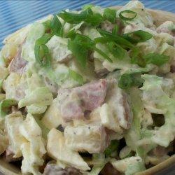 Corned Beef Potato Salad