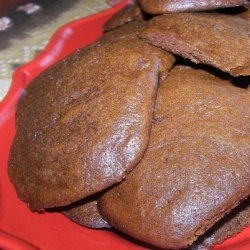 Drop Ginger Cakes (Cookies)
