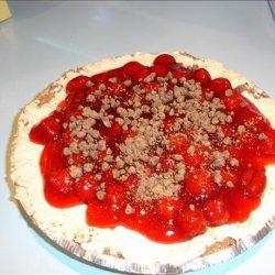 Evil Chocolate Cherry pie