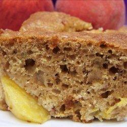 Parve Peach Cake
