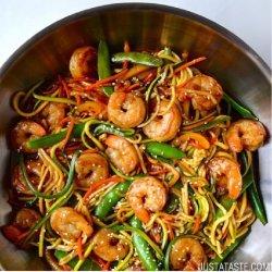 Asian Noodle Stir Fry