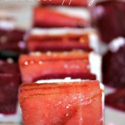 Watermelon and Feta Appetizer