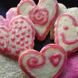 Sour-Cream Sugar Cookie Cut-Outs recipe