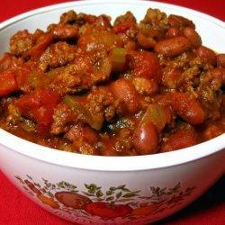 Tina's Chili recipe