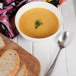 Curry Apple Carrot Soup