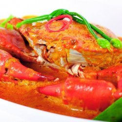 Crab in Coconut Milk (Alimango Sa Gata)