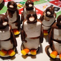 Cookie & Candy Penguins