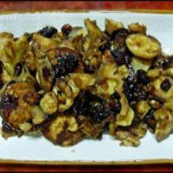 Cranberry-Apple-Sweet Potato Packet