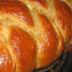 Taste of Louisiana Spiced Bread Braid
