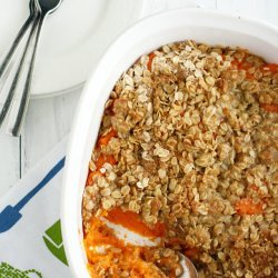 Sweet Potato Casserole - No Nuts