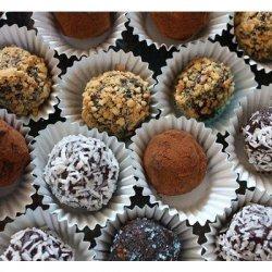 Chocolate Truffles (Vegan) recipe