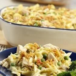 Lu's Tuna Noodle Casserole