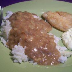 Brown Gravy (Vegan/Vegetarian)