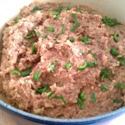 Refried Beans Without the Refry Recipe - Details, Calories ...