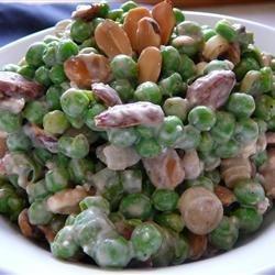 Balsamic Pea Salad recipe