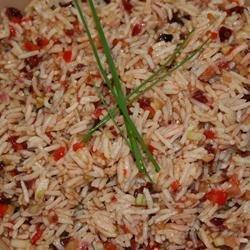 Amazing Brown Rice Salad