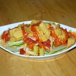 Spicy Mexican Salad