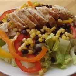 Southwestern Caesar Salad recipe