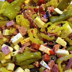 A Great Pepper Salad recipe