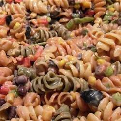 Mexican Fiesta Pasta Salad