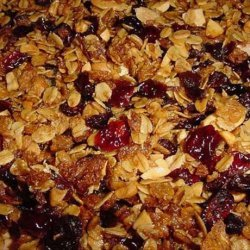 Chewy Maple Oat Clusters
