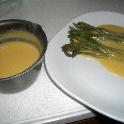 Julia Child's Hollandaise Sauce