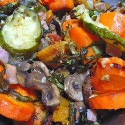 Ugandan Vegetable Casserole