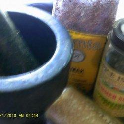 Za'atar  Zaatar Spice Blend