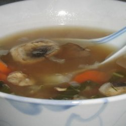 Hot & Sour Soup-- 0 Points
