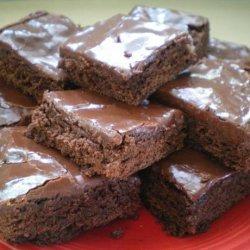 No Guilt Brownies (Diabetic)
