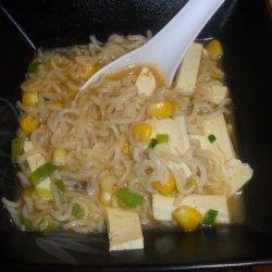 Ramen Hot and Sour Soup