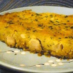 Chicken and Cornbread Casserole (Thanksgiving Anytime!)