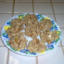 Egg-free Oatmeal Cookies Low Fat Recipe