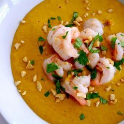 Chicken or Prawn Javanese Beer Curry