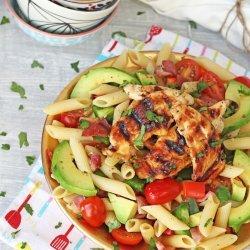 Honey Chicken & Bacon Salad