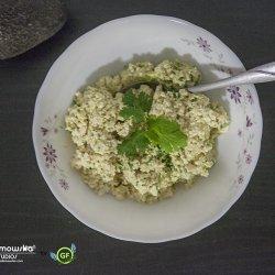 Vegan Eggless Egg Salad