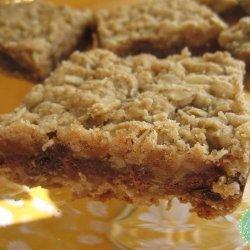 Caramel-Oatmeal Chewy Bars