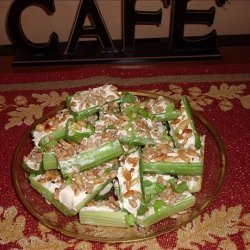 Stuffed Celery Bites (Italian Style)