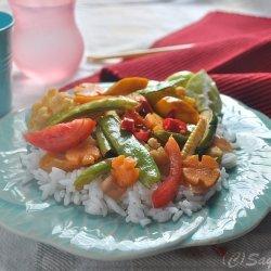 Thai-Style Vegetable Stir-Fry