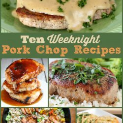 Chef's Pork Chops