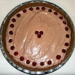Creamy Chocolate Mousse Cheesecake (No Bake)