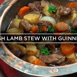 Irish Stew With Lamb and Guinness