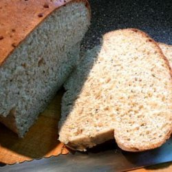 Parmesan and Pepper Bread (Bread Machine)
