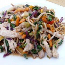 Chinese-Style Pork Stir-Fry
