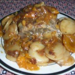 Fruited Pork Roast/Crock Pot