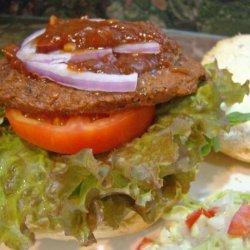 Creole Veggie Burgers